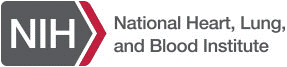 NIH NHLBI logo